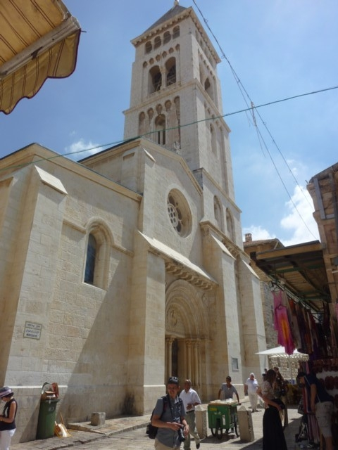 Ev. Erlöserkirche in Jerusalem (Sonntagsgottesdienst)