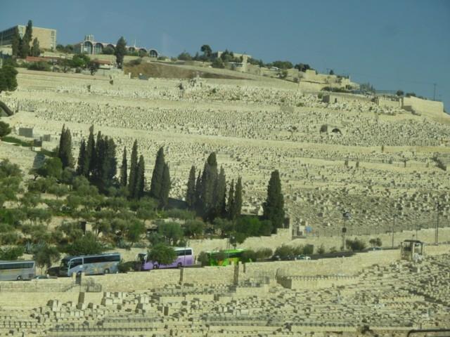 Jüdischer Friedhof in Jerusalem